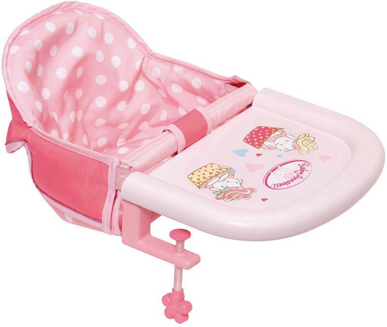 BABY Annabell - Krzesełko do karmienia przy stole 701126