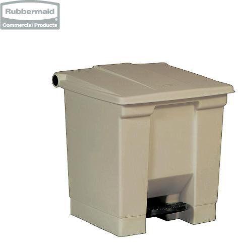 Pojemnik na śmieci Step-On Container 30,3L beige SKLEP RUBBERMAID