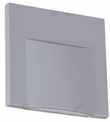 Oprawa przyschodowa biała szara ERINUS LED L GR-NW 33327
