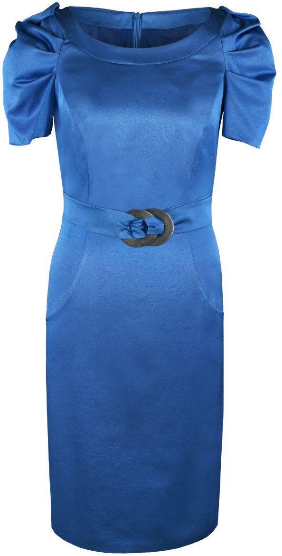 Sukienka FSU203 CHABROWY