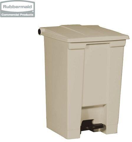 Pojemnik na śmieci Step-On Container 45,4L beige SKLEP RUBBERMAID
