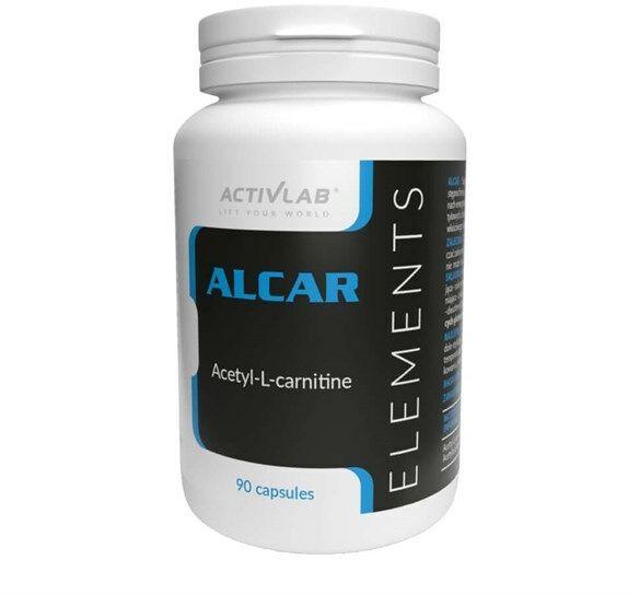 Elements Alcar 90caps