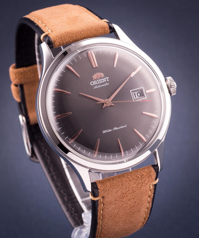Zegarek Orient FAC08003A0 Bambino Version 4 Classic Automatic - CENA DO NEGOCJACJI - DOSTAWA DHL GRATIS, KUPUJ BEZ RYZYKA - 100 dni na zwrot, możliwość wygrawerowania dowolnego tekstu.