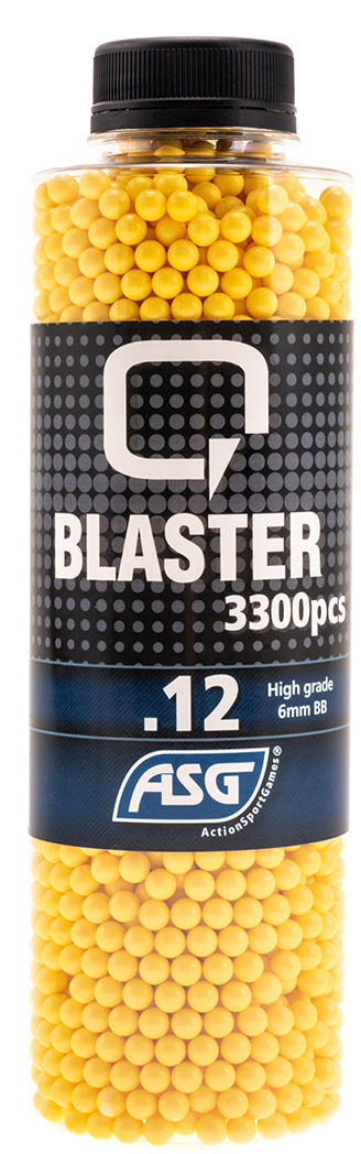 Kulki ASG Q Blaster 0,12 g 3300 szt. (19398)