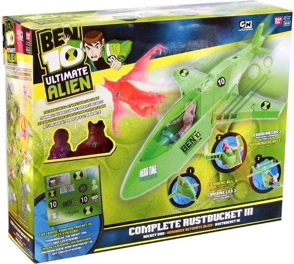 BEN 10 Exclusive DX Gruchot 97195