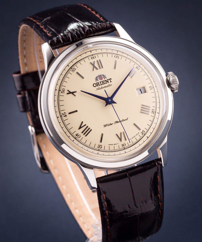 Zegarek Orient FAC00009N0 2nd Generation Bambino Version 2 - CENA DO NEGOCJACJI - DOSTAWA DHL GRATIS, KUPUJ BEZ RYZYKA - 100 dni na zwrot, możliwość wygrawerowania dowolnego tekstu.