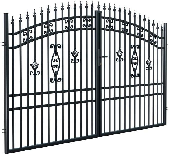Brama alicja 2 350 x 175