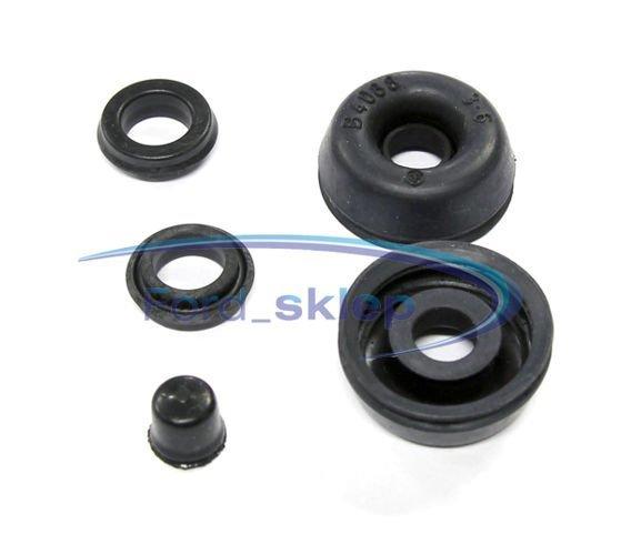 zestaw naprawczy - uszczelki cylinderka hamulcowego - 17.5 mm