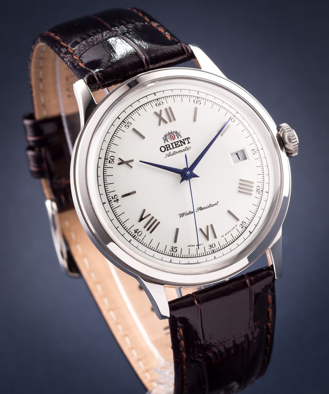 Zegarek Orient FAC00009W0 2nd Generation Bambino Version 2 - CENA DO NEGOCJACJI - DOSTAWA DHL GRATIS, KUPUJ BEZ RYZYKA - 100 dni na zwrot, możliwość wygrawerowania dowolnego tekstu.