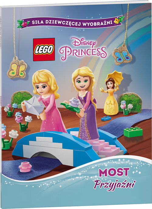 Lego Disney Princess Most Przyjaźni ZAKŁADKA DO KSIĄŻEK GRATIS DO KAŻDEGO ZAMÓWIENIA