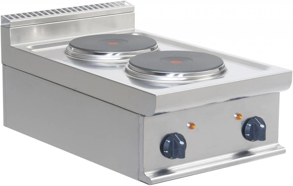 Kuchnia elektryczna nastawna 2 płytowa 5200W