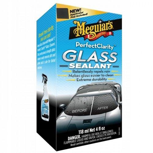 MEGUIARS GLASS SEALANT NIEWIDZIALNA WYCIERACZKA NW