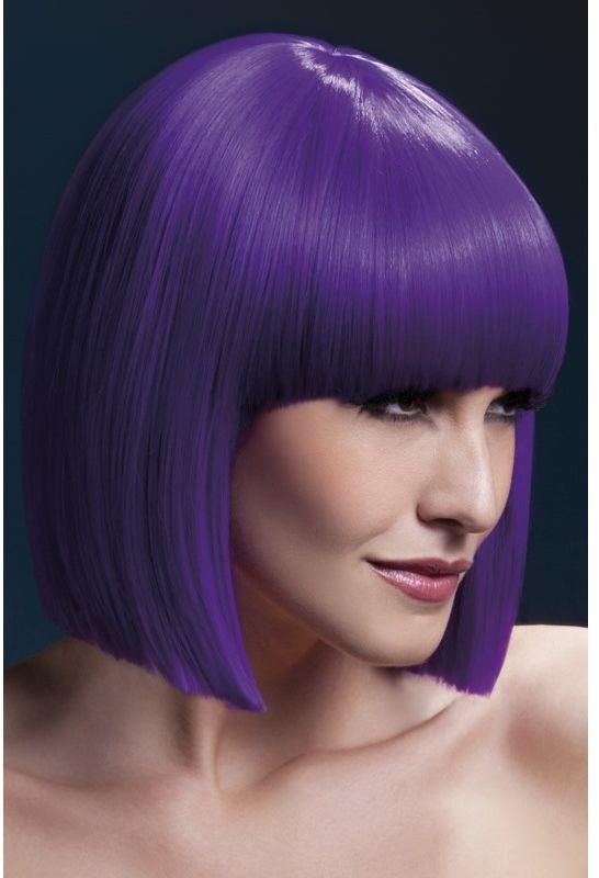 Fever Lola Wig 42495 - Purple Wig