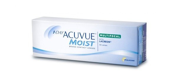 1 Day Acuvue Moist Multifocal 30szt. - LO