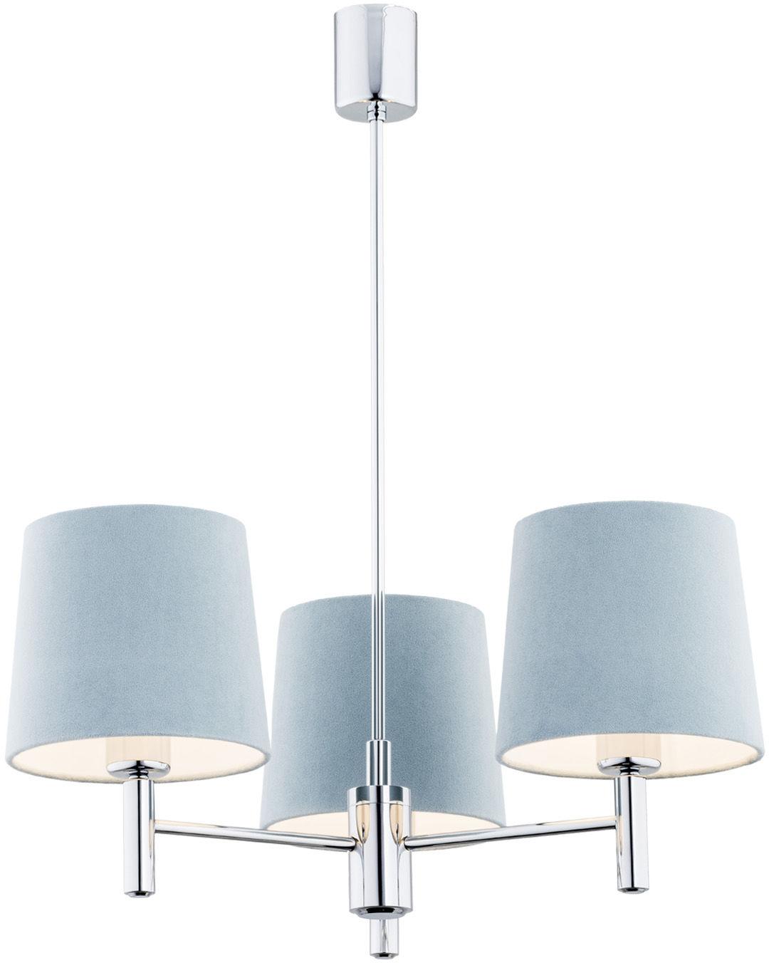 Żyrandol lampa BOLZANO błękitny 1383 - ArgonX  SPRAWDŹ RABATY  5-10-15-20 % w koszyku