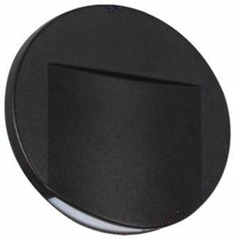 Oprawa przyschodowa czarna ERINUS LED O B-NW 33335