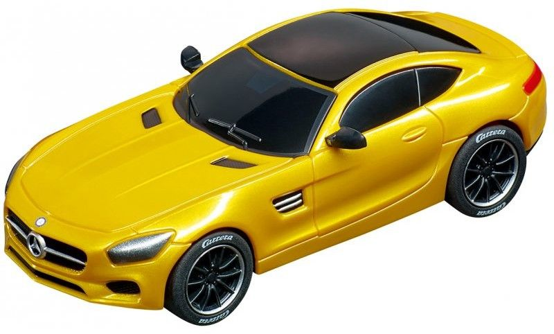Carrera DIGITAL 143 - Mercedes-AMG GT Coupé solarbeam 41412