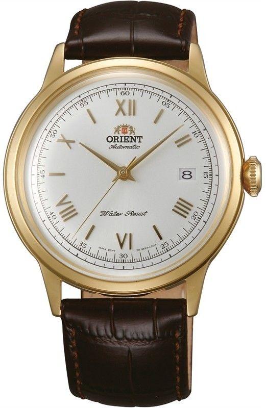 Zegarek Orient FAC00007W0 2nd Generation Bambino Version 2 - CENA DO NEGOCJACJI - DOSTAWA DHL GRATIS, KUPUJ BEZ RYZYKA - 100 dni na zwrot, możliwość wygrawerowania dowolnego tekstu.