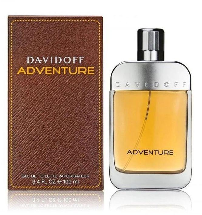 Davidoff Adventure 100ml woda toaletowa [M]