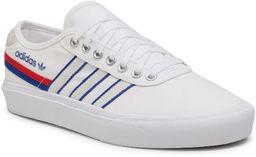Buty adidas - Delpala FV0639 Ftwwht/Scarle/Royblu