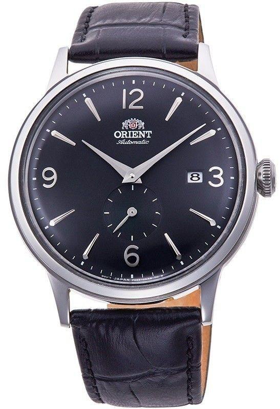 Zegarek Orient RA-AP0005B10B Bambino Small Seconds - CENA DO NEGOCJACJI - DOSTAWA DHL GRATIS, KUPUJ BEZ RYZYKA - 100 dni na zwrot, możliwość wygrawerowania dowolnego tekstu.