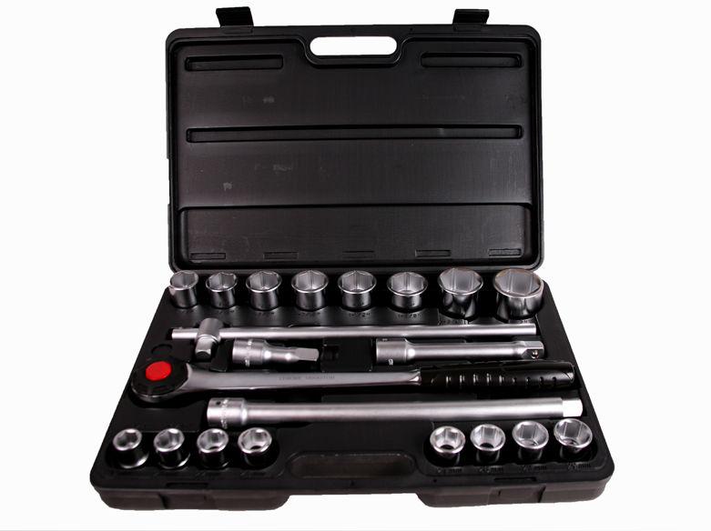 Zestaw kluczy 21szt klucze nasadowe 3/4'' 21el