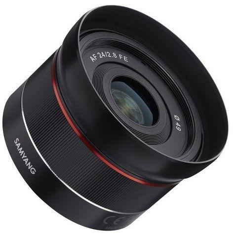 Obiektyw Samyang 24 mm f/2.8 AF Sony E Lens Station Gratis!
