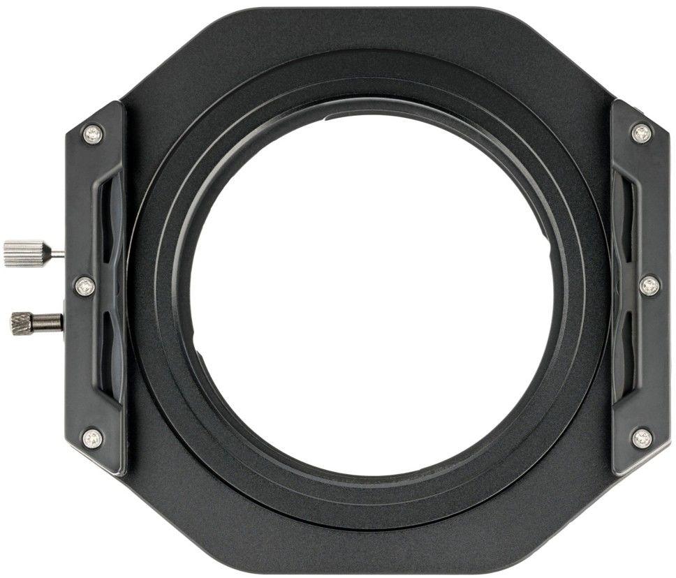 Holder systemu NiSi 100mm Alpha do obiektywu Laowa 12mm f/2,8