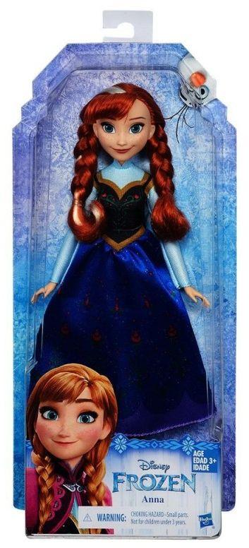 Lalka Frozen Anna