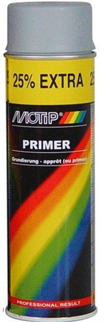 Lakier podkładowy wypełniający 004053 Motip 500 ml kremowy Darmowa dostawa