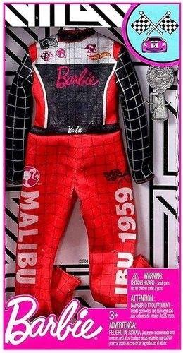 Barbie - Zestaw ubranek z serii kariera Rajdowiec GHX38