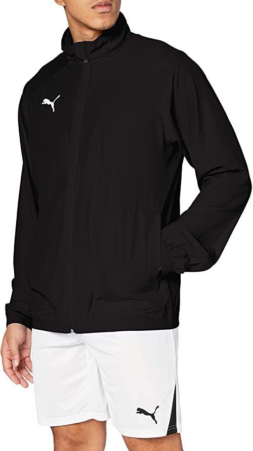 PUMA Kurtka męska LIGA Sideline Jacket czarny Puma Black-puma White M