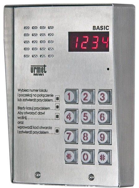 Panel wywoławczy 1062/100D MIWI-URMET