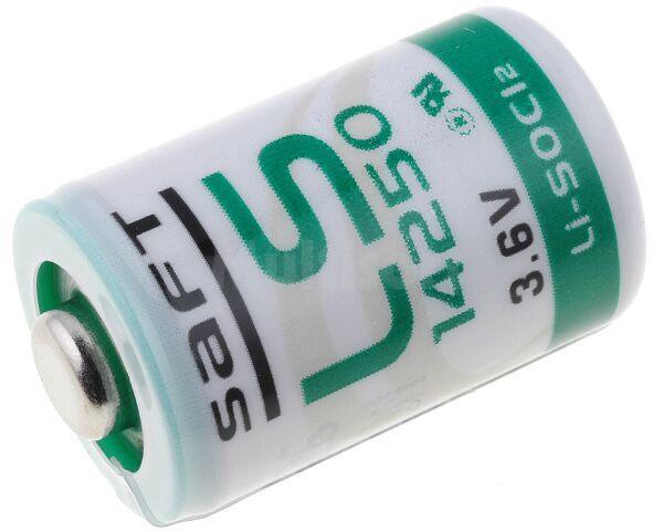 Bateria litowa 3,6V/1200mAh rozmiar 1/2AA SAFT