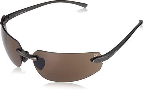 Dice Okulary przeciwsłoneczne, charcoal grey matt, D01363-3