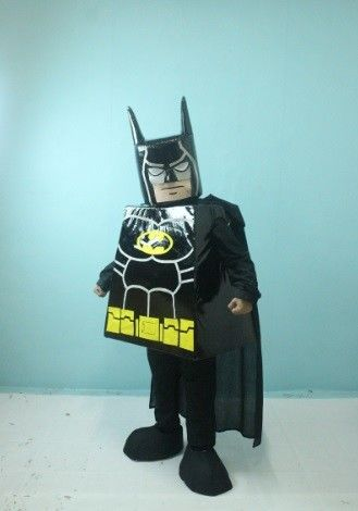 Strój reklamowy,PRZEBRANIE,KOSTIUM - Batman Lego