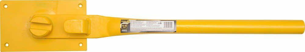 Giętarka do drutu zbrojeniowego 14-16mm Vorel 49802 - ZYSKAJ RABAT 30 ZŁ