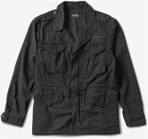 kurtka DIAMOND - Bombay M65 Jacket Black (BLK)