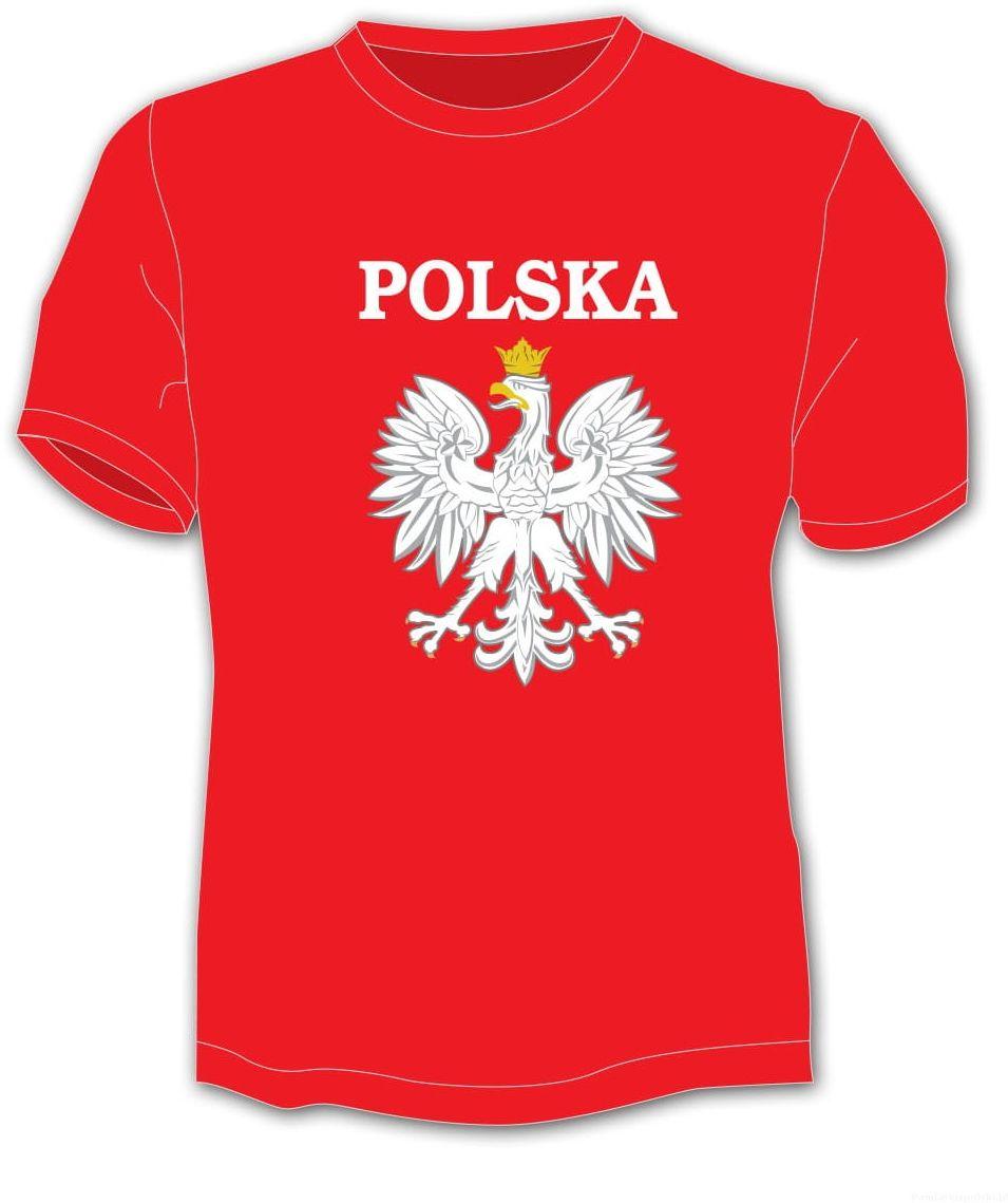 Koszulka dziecięca Polska orzeł