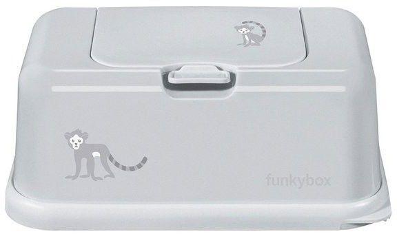 Funkybox - Funkybox - Pojemnik na Chusteczki, Grey Funky Monkey