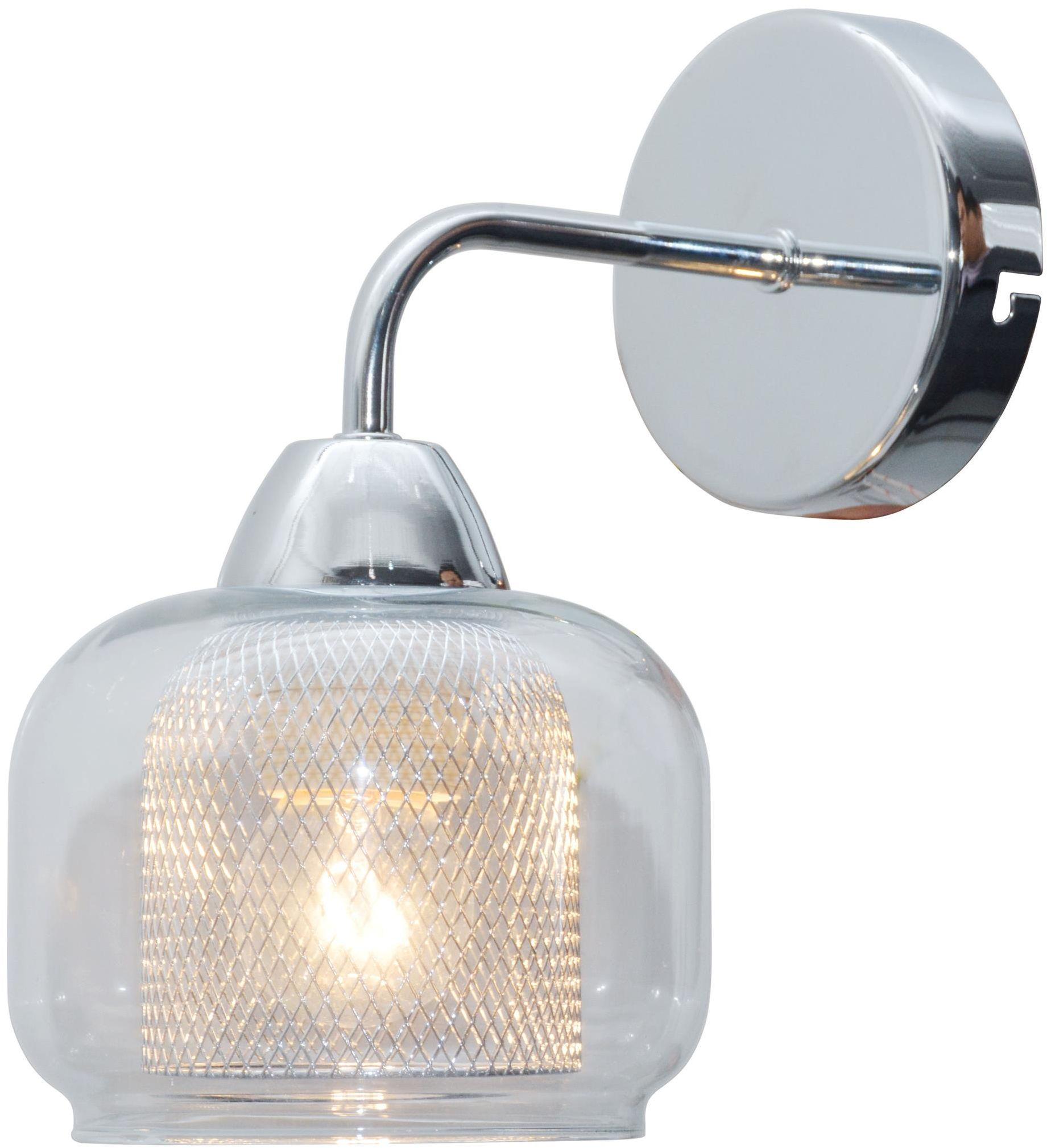 Candellux RAY 21-67067 kinkiet lampa ścienna chrom 1X40W E14