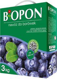Nawóz do borówek Biopon 3 kg