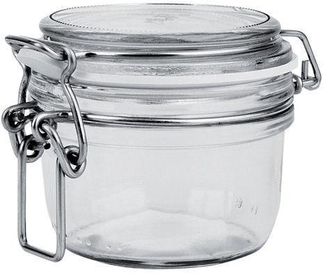 Słoik typu wek Fido 125 ml Bormioli Rocco 1.41370
