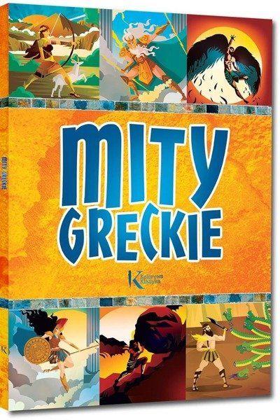 Mity greckie kolor BR GREG - Lucyna Szary