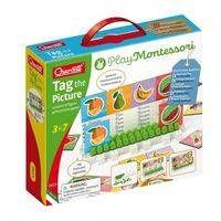 Montessori - Tablica z obrazkami - Quercetti