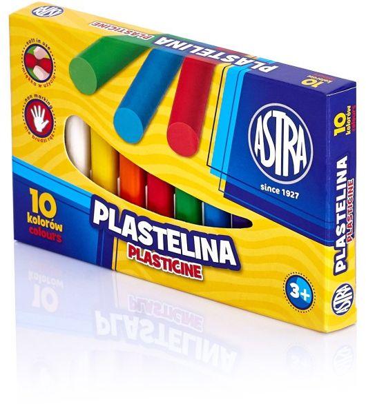 Plastelina Astra 10 kolorów -  Rabaty  Porady  Hurt  Autoryzowana dystrybucja  Szybka dostawa