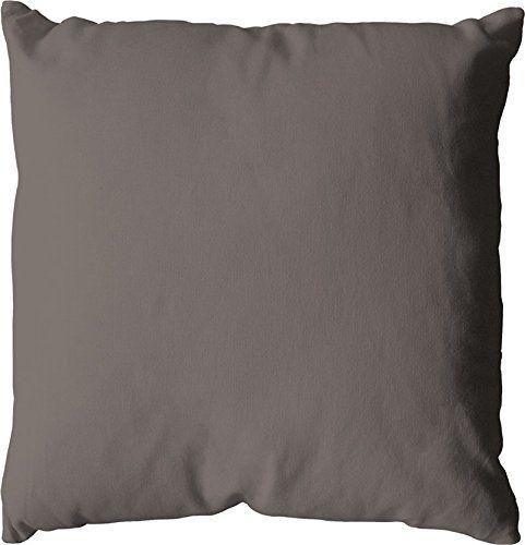 Poduszka, bawełna, 60 x 60 cm, 350 g, Nerz, 60 x 60