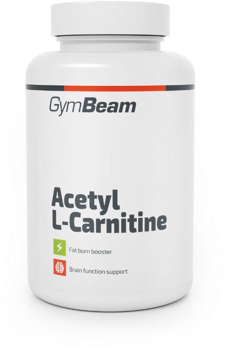 GymBeam Acetylo L-karnityna 90 kaps