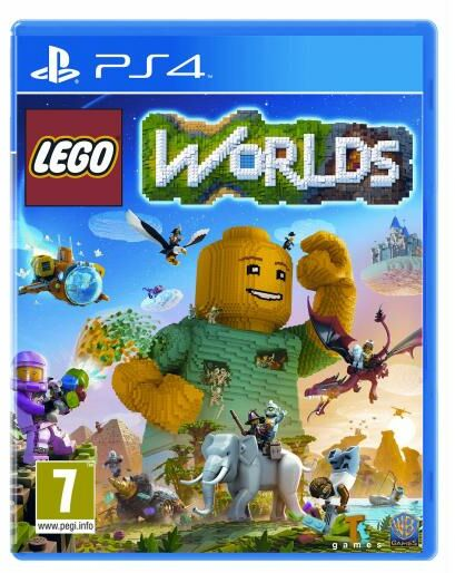 LEGO Worlds PS4 / PS5