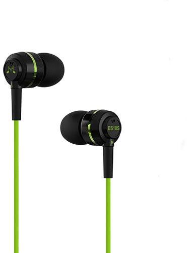 SoundMAGIC ES18s black-green for All Smartphones +9 sklepów - przyjdź przetestuj lub zamów online+